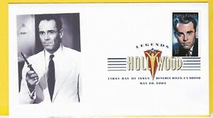 HENRY FONDA #3911 US FIRST DAY COVER 2005 UNKNOWN CACHET FDC