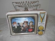 Vintage COLLECTIBLE I LOVE LUCKY TIN LUNCH BOX