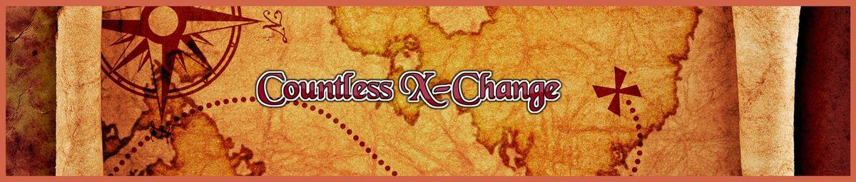Countless X-Change