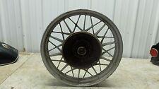 81 BMW R100RT R 100 RT Airhead Rear Back Rim Wheel