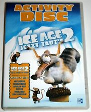 2 DVDs Ice Age 2 - Jetzt taut's +plus Activity Disc #2 Disc Version (NEUwertig)