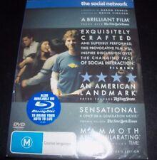 The Social Network (Australia Region 4) DVD – New