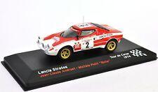 """LANCIA Stratos Tour de Corse 1974  ANDRUET-Petit """"BICHE""""  IXO ALTAYA (AACRF035)"""