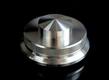Record Stabilizer, Record Weight, LP12. Lenco, Garrard, Technics. TD124. Knurled