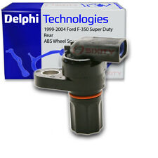 Delphi Rear ABS Wheel Speed Sensor for 1999-2004 Ford F-350 Super Duty - wc