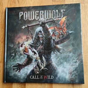 Powerwolf - Call Of The Wild (Lim. 3CD Deluxe-Earbook)