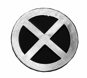 Adult Men's Marvel Comics Super Hero Movie X-Men Wolverine Silver Belt Buckle