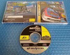 Daytona USA Sega Saturn jap NTSC-J JPN