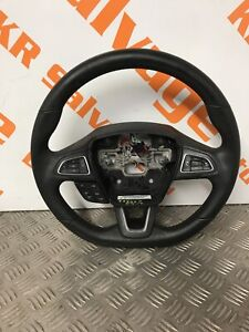 2015-2018 FORD FOCUS MK3 ST LINE MULTIFUNCTION STEERING WHEEL G1EB3600DB3ZHE