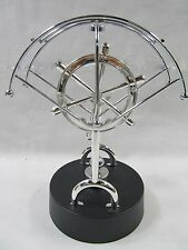 Promotional Kinetic Art Perpetual Motion Mobile Milk Way Wheel Office Desk Toy
