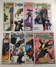 DC Comics Metal Men Complete Series #1-8 New 52 Countdown 2007 Off Deal!