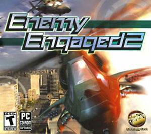 ENEMY ENGAGED 2  Combat Helicopter Sim  NEW  Win Vista 7 8 10   Brand New Sealed