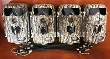 2420 Qty 4 Used Wildgame Illusion 10 Game Trail Camera 10 MP i10B38D2