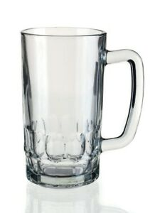 Pint glass beer tankard, ideal for catering parties, wedding, available in bulk