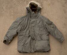 Greenbrier Industries vintage Parka Extreme Cold Weather TYPE N-3B Military