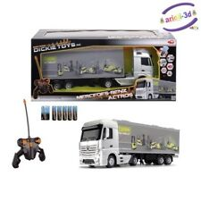 RC Dickie Toys Mercedes Benz Actros Trick Vehicule 100% RtR
