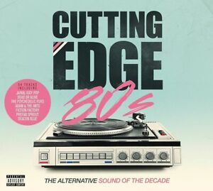"Various Artists : Cutting Edge 80s (Vinyl 12"")"