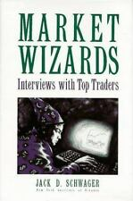 Market Wizards: Interviews with Top Traders (New York Institute of Fin-ExLibrary
