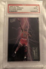 Michael Jordan 1993 Fleer Ultra Scoring Kings Psa 9 Mint