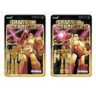 Transformers Super7 Optimus Prime & Megatron (Exclusive Golden Lagoon) Figures