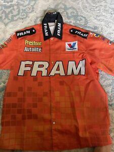 NHRA Fram Prestone Crew Shirt