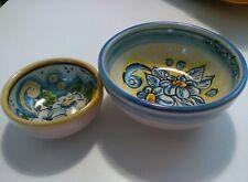 Frutta in ceramica fatta a mano di Caltagirone H8 cm