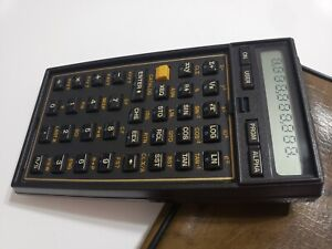 HP 41CX Hewlett Packard Calculator in Excellent Condition.
