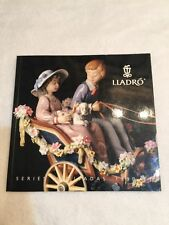 LLADRO Illustrated Collector Limited saris Picture Book 1990- 1991  Rare Spain