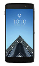 ALCATEL IDOL 4S 6070K - 32GB - Dark Gray Window  (T-mobile) Smartphone
