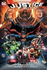 Justice League Vol. 8: Darkseid War Part 2 Johns, Geoff VeryGood