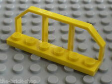 LEGO Train Yellow WAGON END 6583 / set 7939 7905 4552 7898 8459 8464 8439 4564..