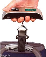 PESE BAGAGE VALISE SAC BALANCE ELECTRONIQUE HAUTE QUALITÉ 50kg 10g LCD