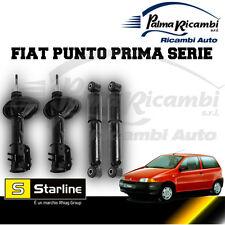 KIT 4 AMMORTIZZATORI STARLINE FIAT PUNTO PRIMA SERIE 1.2 16V, 1,4, 1.7 D,1.7TD