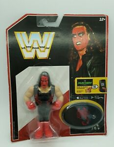 WWE Matte / Hasbro Retro Sting Series 6 Wolfpac nWo #1 Figure *See description*