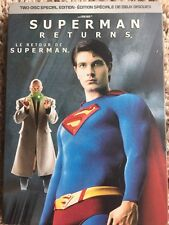 Superman Returns DVD SteelBook / Two-Disc Special Edition