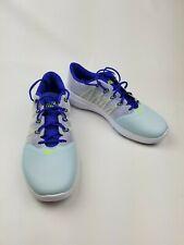 best sneakers c7533 a3ea7 Nike De Mujer Lunar Emperatriz 2 Voltios Azul Glaciar 819040 401 Talla 7.5  Zapatos De Golf