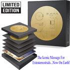 Nasa Rare Voyager Golden Record 40th Anniversary Edition Box Set 3 Vinyl Lp Gift