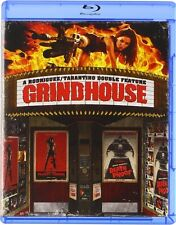 GRINDHOUSE New Sealed Blu-ray Planet Terror + Deathproof Double Feature