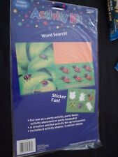 Bugs Everywhere Activity Kit Birthday Party New Boys/Girls Arts/Crafts Gift Toy