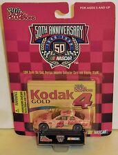 Bobby Hamilton #4 Kodak Gold 1998 1/64 Racing Champions Monte Carlo Stock Car.