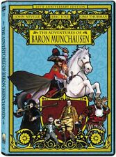 The Adventures of Baron Munchausen [New DVD] Anniversary Edition, Dolby, Dubbe