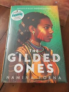 The Gilded Ones Namina Forna Owlcrate Edition New In Shrink