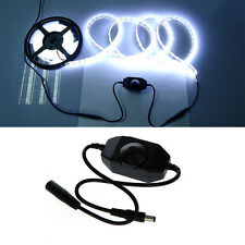 12V 6A Dimmer Controller for Single Color 3014 3528 5050 5630 LED Strip Light US