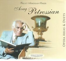 Avak Petrosyan Armenian Classic canzoni Avag indulgenze Saro Anoush ANOUCHE opera