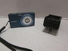 Sony Cyber-shot DSC-W350 14.1MP 4X Optical zoom Digital Camera +1GB