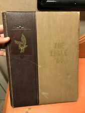 THE EAGLE 1954 HINDS JUNIOR COLLEGE YEARBOOK RAYMOND MISSISSIPPI Vintage annual
