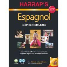 Harrap's Espagnol: Méthode Intégrale (1 Book, 2 CD) Usually ships in 12 hours!!!