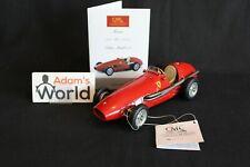 "CMC Ferrari 500 F2 1953 1:18 red ""Der Doppelweltmeister"" (PJBB)"