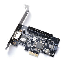 PCI-E Express to SATA II eSATA IDE Controller Adapter Card JMB363 Chip AC697
