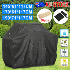 2/4/6 Burner BBQ Cover Waterproof Outdoor Gas Charcoal Barbecue Grill Protector